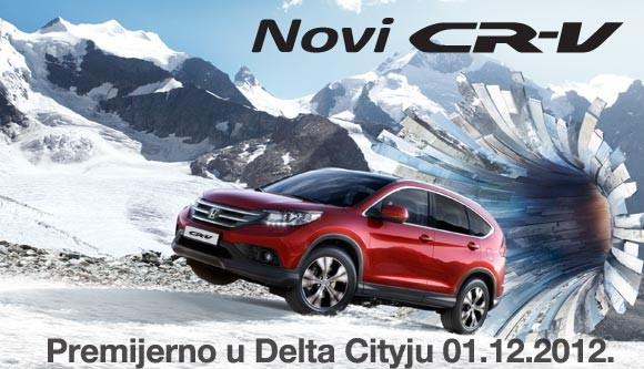 Novi CR-V