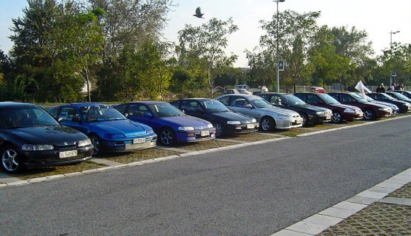 Honda Skup 2 - Honda Club serbia