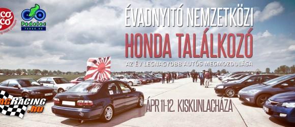 Kiskunlachaza Honda Meet 2015